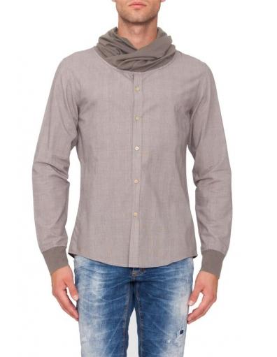 Natural wood -  - Beige - Antony Morato - Overhemden - Beige - Antony Morato