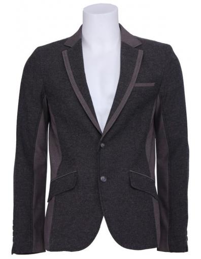 Natural wood jacket - Jassen - Bruin - Antony Morato