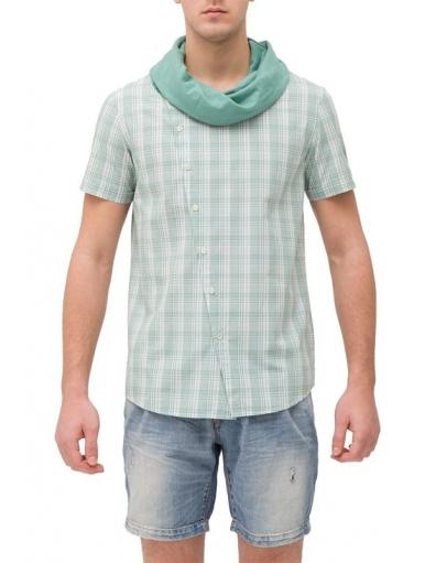 Bollywood overhemd t-shirt - Overhemden - Groen - Antony Morato