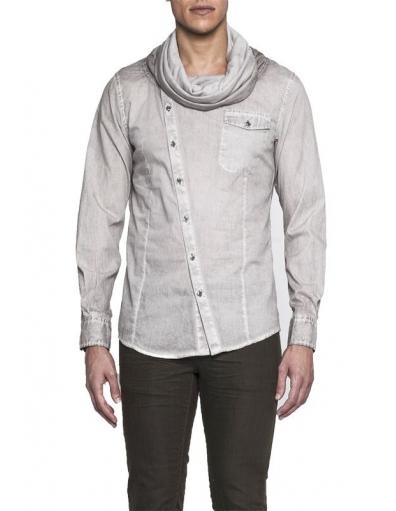 MIDDLE AGE  - Overhemden - Beige - Antony Morato