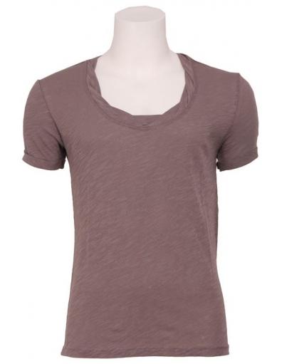 2021 LIBERACION - T-shirts - Bruin - Antony Morato